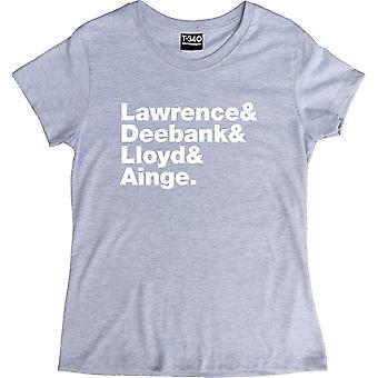 Vilt Line-Up Ash Women's T-Shirt