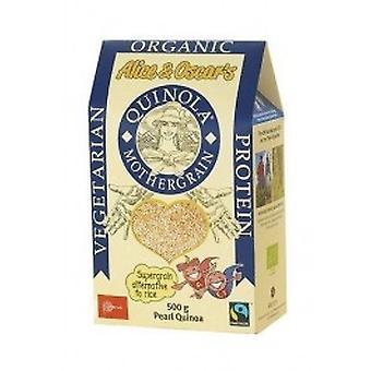QUINOA MOTHERGRAIN LTD - Organic/Fairtrade Quinoa Pearl