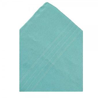 Legături Planet Plain Blue Silk Batista