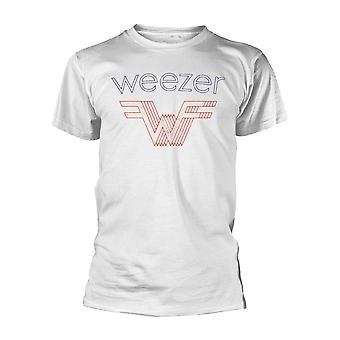 Camiseta Weezer Flying W