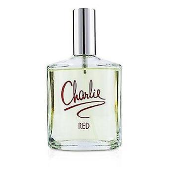 Charlie Punainen Eau De Toilette Spray 100ml