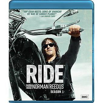 Ride With Norman Reedus: Season 1 [Blu-ray] USA import
