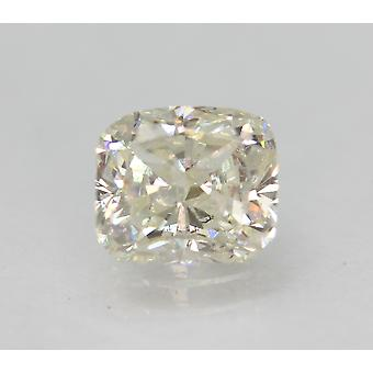 Zertifiziert 1.23 Carat H SI1 Kissen Enhanced Natural Loose Diamond 6.31x5.57mm