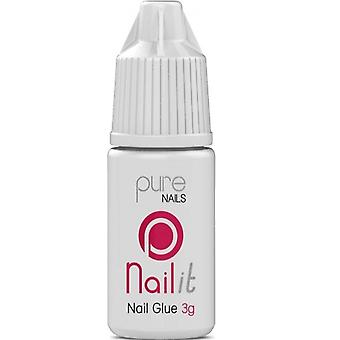 Halo Gel Nails Instant Nail Glue - (1 X 3g) (n300)
