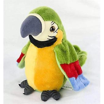 Children Electric Plush Parrot (22*24cm)