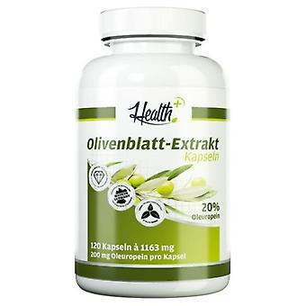 Zec+ Health + Olive Leaf Extract 120 Capsules