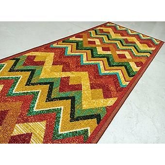 Anti-slip Small Carpet - Vintage Style Polyester Area Rug