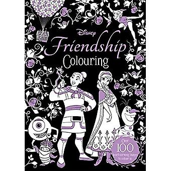 Disney Friendship Colouring