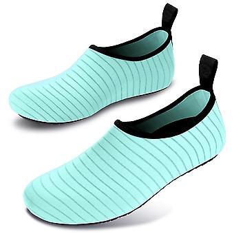 Quick-suché Barefoot Aqua Ponožky Pre Beach Plávať jóga cvičenie vodné topánky
