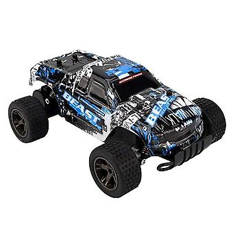 High-speed Off-road Remote Control Car Climbing Model Truck (blue)