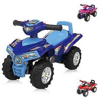 Chipolino slide car ATV de 12 mois avec la musique et la fonction de lumière, quad design
