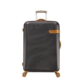 Drawbar Koffer, tragen auf Gepäck Spinner Trolley Taschen