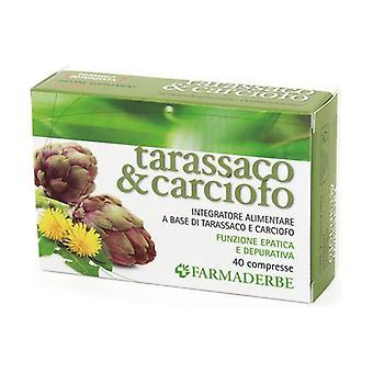 TARASSACO / CARCIOFO 60CPS 40 capsules