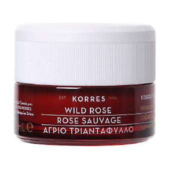 Rose Sauvage radiance and first wrinkle cream (normal to combination skin) 40 ml
