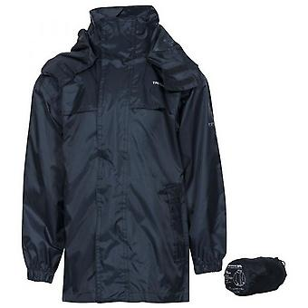 Trespass Kids Unisex Packaway Waterproof Jacket