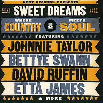 Dolci sogni: Dove paese incontra anima - Vol. 2-Sweet Dreams: importazione USA dove paese incontra anima [CD]
