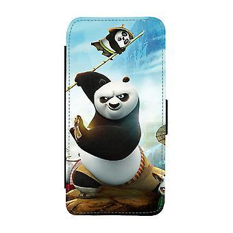 Kung Fu Panda iPhone 12 Mini Plånboksfodral
