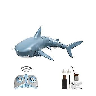 Usb Charging Remote Control Shark Boat Simulation Toy