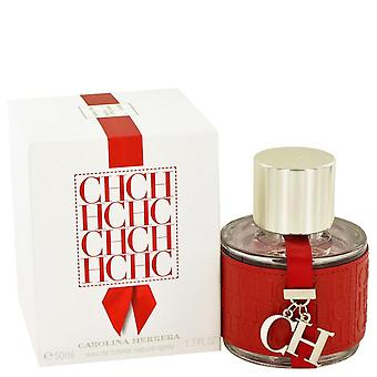 CH Carolina Herrera Eau De Toilette Spray Carolina Herrera 1.7 oz Eau De Toilette Spray