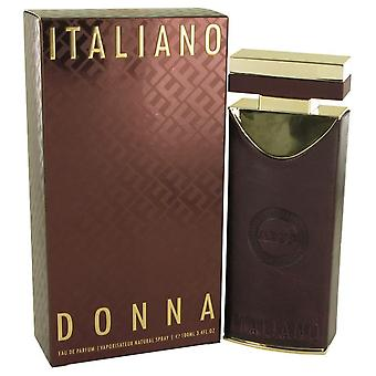 Armaf Italiano Donna Eau De Parfum Spray By Armaf 3.4 oz Eau De Parfum Spray