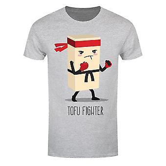 Grindstore Herren Tofu Kämpfer T-Shirt