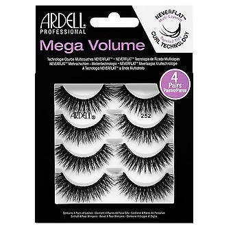Ardell Professional Ardell Mega Volume Strip Lashes - 252