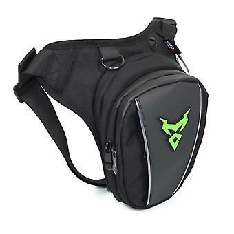 Waterproof Drop Waist Leg Bag Thigh Belt Hip Bum Motorcycle Bag