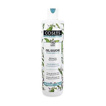 Shower Gel with Lemon Balm - High Tolerance 380 ml of gel