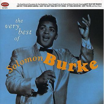 Solomon Burke - Very Best of Solomon Burke [CD] USA import