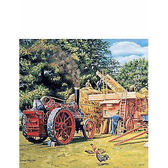 Chums Harvest Time 4x500pcs Jigsaw