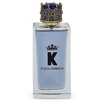 K by Dolce & Gabbana Eau de toilette spray (tester) af Dolce & Gabbana 3,4 oz Eau de toilette spray