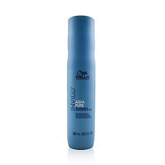 Wella Invigo Aqua Pure Purifying Shampoo 300ml/10.1oz