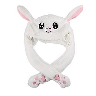Winter Cute Cartoon Rabbit Ear Flap Hat