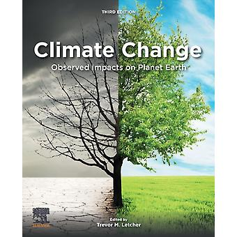 Climate Change by Edited by Trevor M Letcher
