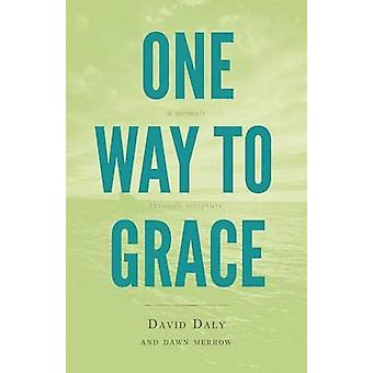 One Way to Grace - A Memoir Through Scripture by David Daly - 97816202