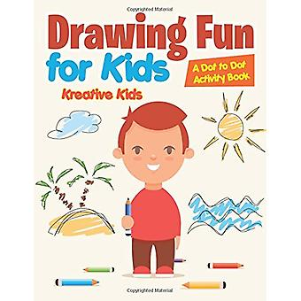 Drawing Fun for Kids - A Dot to Dot Activity Book by Kreative Kids - 9