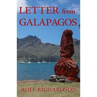 Letter from Galapagos by Rolf Richardson - 9781838592554 Book