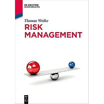 Risk Management by Thomas Wolke - 9783110440522 Book