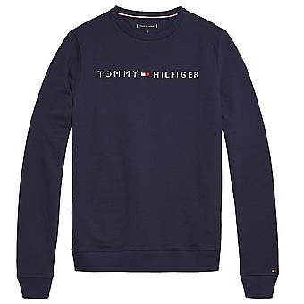 Tommy Hilfiger Long Sleeve HWK Track Top, Marinha, pequenas