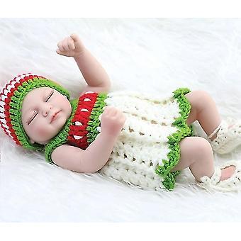 Pullover Set für 11 Zoll Neugeborenebaby Mädchen Puppen