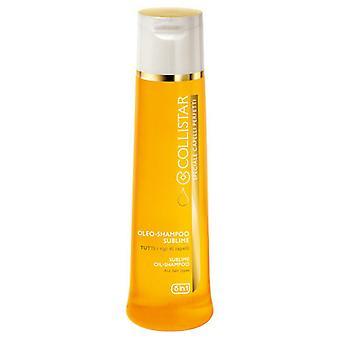 Collistar Schwereloses Öl-Shampoo