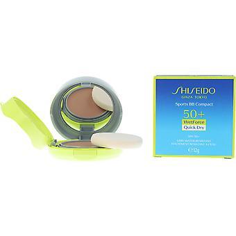 Shiseido Sun Care Sport bb Base Compacta spf50 Medium 12 gr