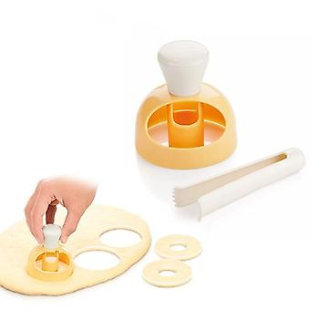 Scandinavian inspired style donut mold cutter