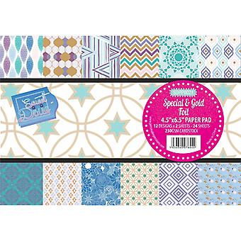 Sweet Dixie - Special and Gold Paper Pad