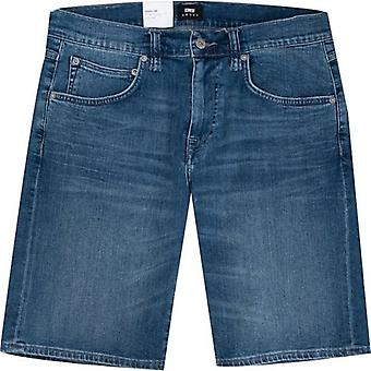 Edwin Ed 55 Regular Tapered Fit Denim Shorts