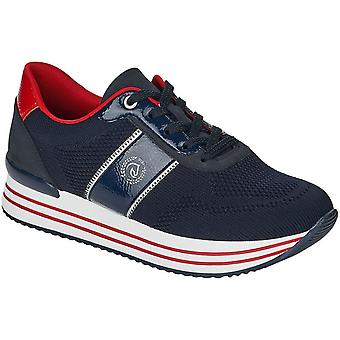 Pacific Flame Casual Trainers