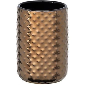 badbeker Keo 7,5 x 11 cm keramisch koper