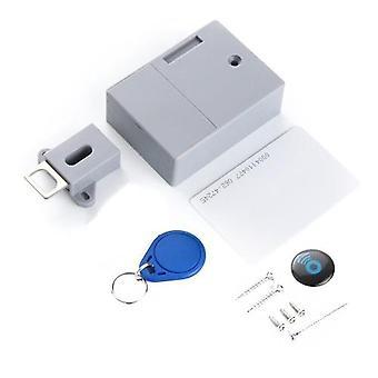 Batterie RFID IC Karte Sensor Schrank Schublade Intelligent Smart Lock