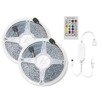 WIFI LED Nauha Valot Kit 10m / 32.8ft Pituus RGB Smart Light Strip