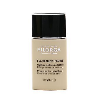 Flash nude fluid pro perfection tinted fluid spf 30 # 1.5 nude medium 262028 30ml/1oz